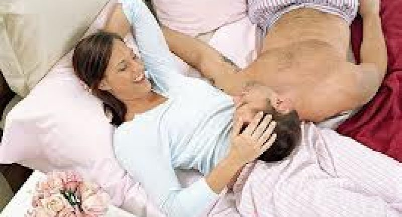 Kadınlar Anne Olunca Sevişmekten Vazgeçiyor